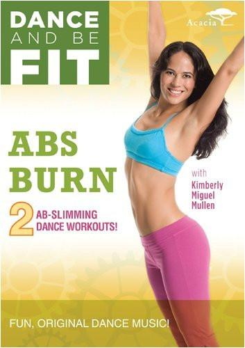 Dance and Be Fit: Abs Burn - Collage Video