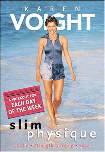Karen Voight: Slim Physique - Collage Video