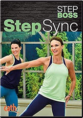 (NEW!) Cathe Friedrich's Step Boss Step Sync - Collage Video