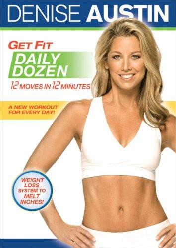 Denise Austin's Get Fit Daily Dozen - Collage Video