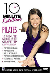 10 Minute Solution: Pilates - Collage Video