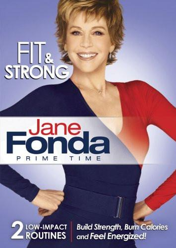 Jane Fonda's Fit and Strong - Collage Video