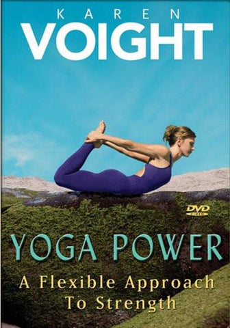 Karen Voight: Yoga Power