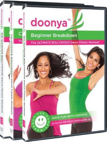 Doonya: Bollywood Dance 3-DVD Set