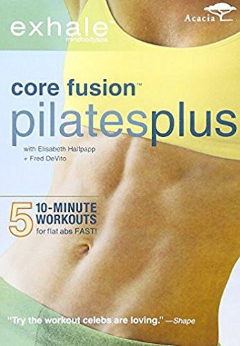 Exhale: Core Fusion Pilates Plus - Collage Video