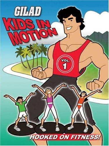 Gilad's Kids In Motion: Hooked On Fitness - Collage Video