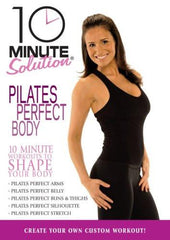 10 Minute Solution: Pilates Perfect Body - Collage Video