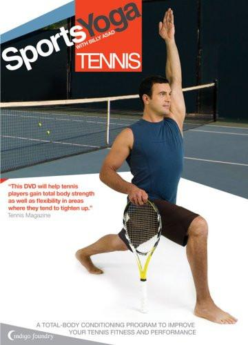 Sports Yoga Tennis With Billy Asad - Collage Video