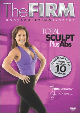 The Firm: Body Sculpting System- Total Sculpt PLUS Abs - Collage Video