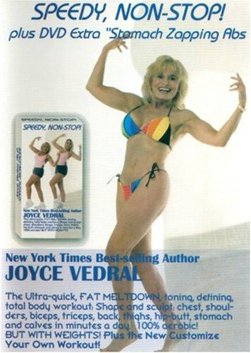 Joyce Vedral: Speedy Non-Stop Fat Meltdown Plus Stomach Zapping Abs - Collage Video