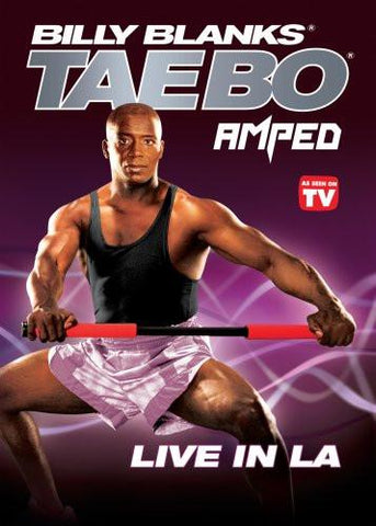 Billy Blanks - Tae Bo Amped - Live in L.A.