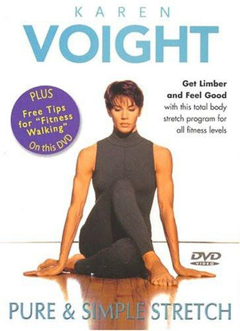 Karen Voight: Pure and Simple Stretch