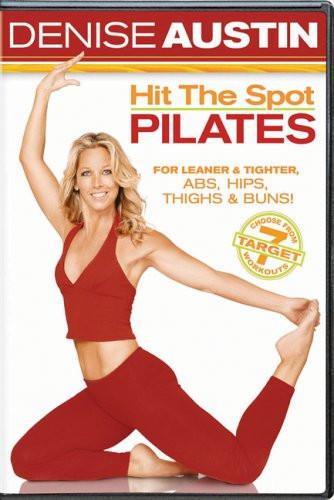 Denise Austin's Hit the Spot Pilates - Collage Video