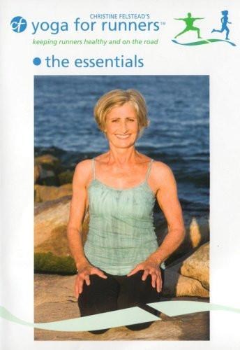Christine Felstead S Yoga For Runners The Essentials For