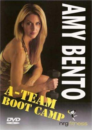 Amy Bento's A-Team Boot Camp - Collage Video