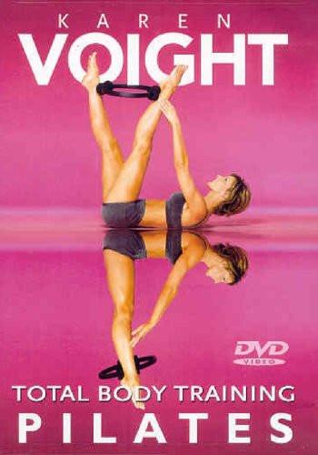 Karen Voight: Total Body Training Pilates - Collage Video