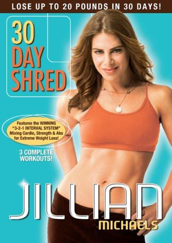 Jillian Michaels' 30 Day Shred - Collage Video
