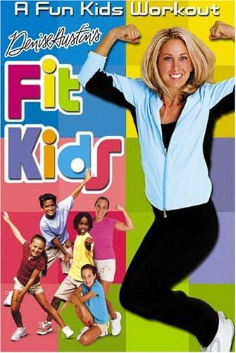Denise Austin's Fit Kids - Collage Video