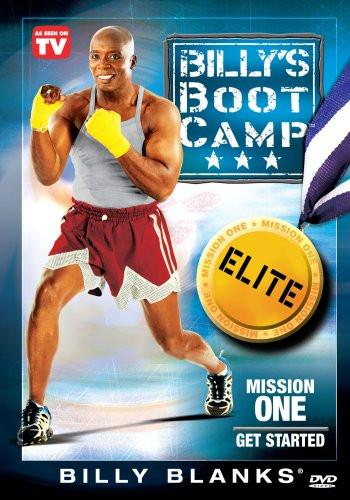 Billy's Bootcamp Elite: Mission One - Get Started - Collage Video