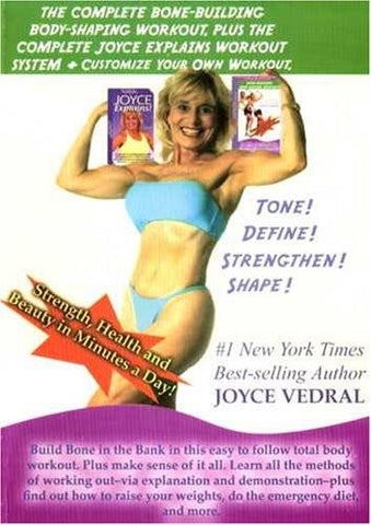 Joyce Vedral: Bone-Building Body-Shaping Workout