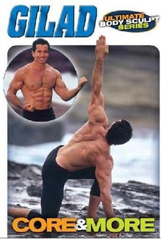 Gilad's Ultimate Body Sculpt Core & More