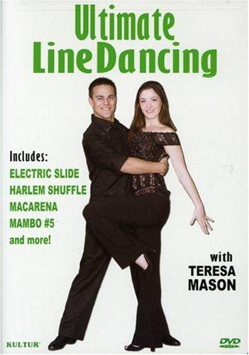 Ultimate Line Dancing with Teresa Mason - Collage Video