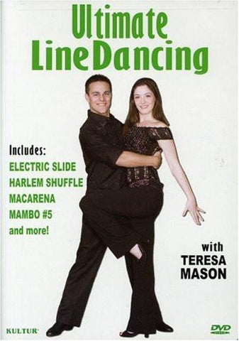 Ultimate Line Dancing with Teresa Mason