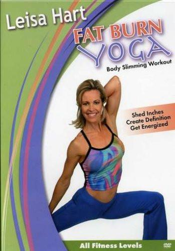 Leisa Hart's Fat Burning Yoga - Collage Video