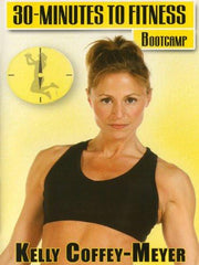 30 Minutes To Fitness: Bootcamp With Kelly Coffey-Meyer - Collage Video