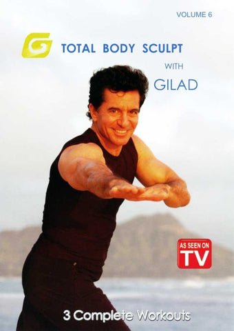 Gilad's Total Body Sculpt Volume 6
