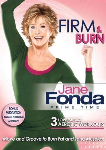 Jane Fonda's Firm and Burn - Collage Video