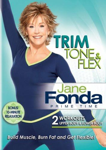 Jane Fonda's Trim, Tone and Flex - Collage Video