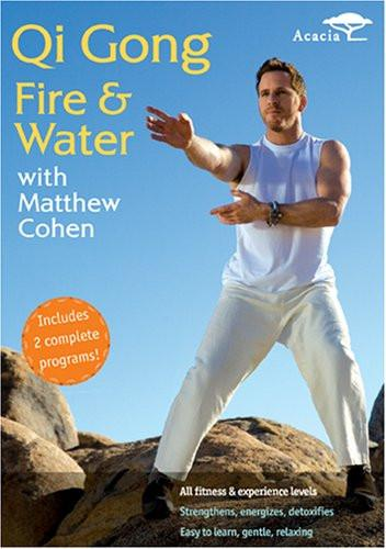 Qi Gong Fire & Water with Matthew Cohen - Collage Video