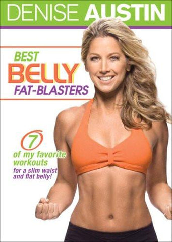 Denise Austin's Best Belly Fat-Blasters
