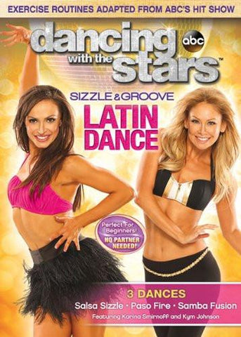 Dancing with Stars: Sizzle & Groove Latin Dance