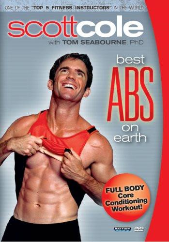 Scott Cole: Best Abs On Earth - Collage Video