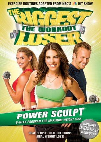 The Biggest Loser: Power Sculpt