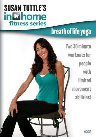 Susan Tuttle's In Home Fitness: Breath Of Life Yoga