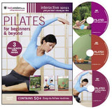 Pilates For Beginners & Beyond (3-DVD set) - Collage Video