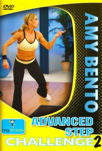 Amy Bento's Advanced Step Challenge 2