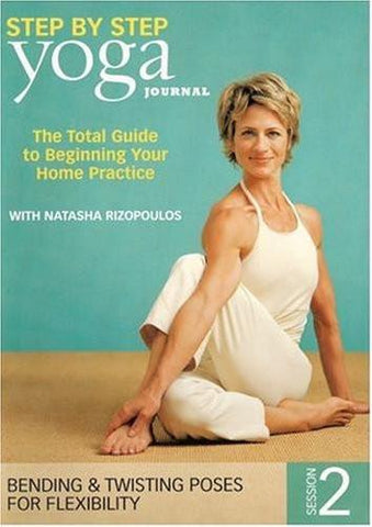 Yoga Journal's: Beginning Yoga Step By Step Session 2
