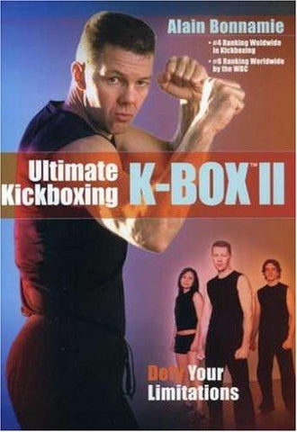 Ultimate Kickboxing: Kbox II