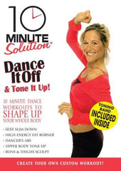 10 Minute Solution: Dance It Off & Tone It Up! - Collage Video