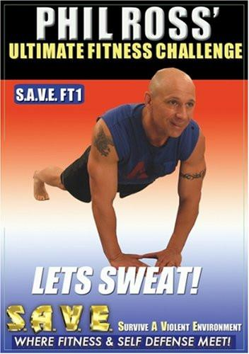Ultimate Fitness Challenge: Let's Sweat With Phil Ross - Collage Video