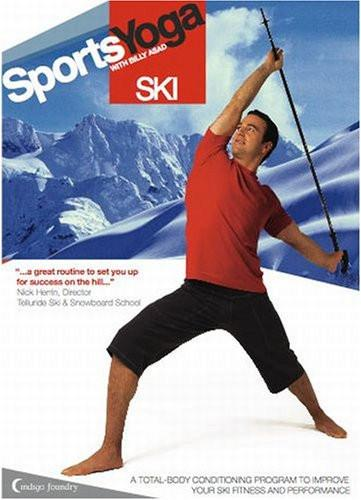 Sports Yoga Ski With Billy Asad - Collage Video