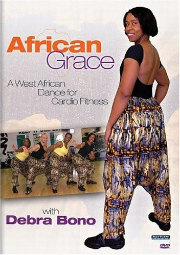 African Grace: West African Dance For Cardio With Debra Bono - Collage Video