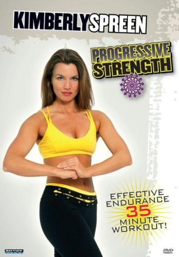 Kimberly Spreen: Progressive Strength - Collage Video