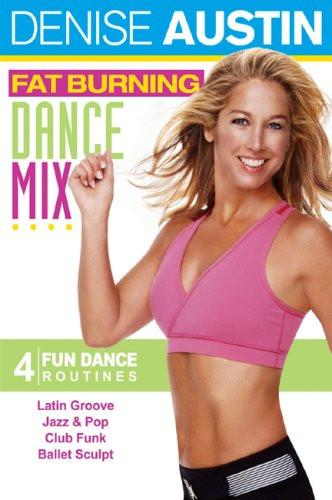 Denise Austin's Fat Burning Dance Mix - Collage Video