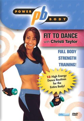 Power Body: Christi Taylor's Fit to Dance