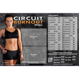 XTRAINFIT - Circuit Burnout / 5 DVD Set